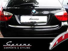 BMW 3er E91 Touring  2005-2012 Chrom Zierleiste 3M Tuning Heckleiste