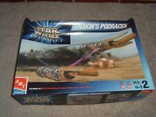 1999 Amt/Ertl Model Star Wars Episode I: Anakin'S Podracer Kit 30122 Scale: 1/32