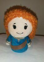 NT* Hallmark Itty Bittys MERIDA (Disney Princess Brave) NO TAG Stuffed Plush Toy