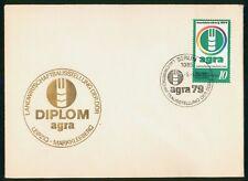 Mayfairstamps Germany Berlin Diplom Agra Cover wwp_93279