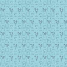 Modern Minis Mason Jars Aqua, Lori Holt/Bee in Bonnet/Riley Blake 1/2 yd fabric