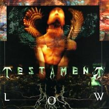 Low by Testament (CD, Oct-1994, Atlantic (Label))