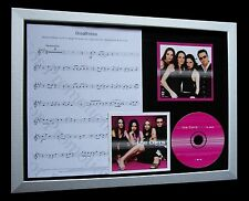 CORRS Breathless LTD QUALITY CD FRAMED DISPLAY+EXPRESS GLOBAL SHIPPING+IN BLUE