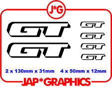 gt mountain bike bmx downhill mtb sticker decal free shipping