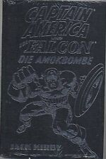 9.8 NM/M MINT CAPTAIN AMERICA FALCON # 193 to 200 EURO VARIANT RRP HC LIM 599 N