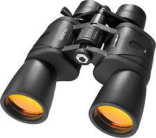 Barska High Power Zoom Binoculars,10-30X50 Zoom AB10168, w/ Carry Case & Strap