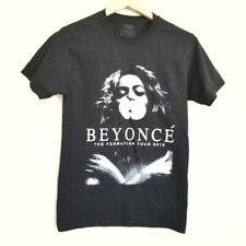 Beyonce The Formation Concert Tour Graphic Band T-Shirt Size S