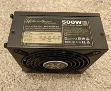 Silverstone SX500-LG SFX-L 500W 80Plus Active PFC Modular Power Supply