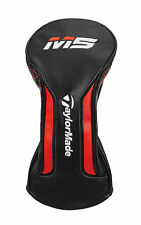 NEW 2019 TaylorMade M5 Black/White/Blood Orange Driver Headcover