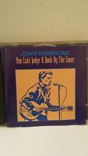 John Hammond You Can't Judge A Book By Its Cover 1993 Vanguard Duane Allman MINT