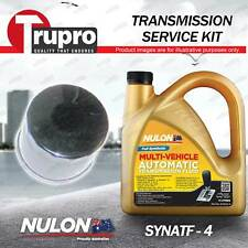SYNATF Transmission Oil + Filter Service Kit For Subaru Liberty BH BE BL GT EXT