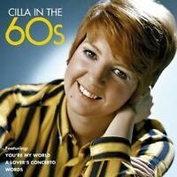 CILLA BLACK - CILLA IN THE 60S  CD 25 TRACKS INTERNATIONAL POP NEU
