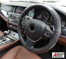 Carbon Look Massaging Car Steering Wheel Cover/Glove Comfortable Massage Grip