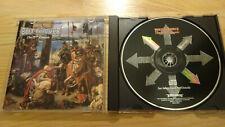 BOLT THROWER THE IVth CRUSADE ORG CD 92! OBITUARY ENTOMBED MORBID ANGEL DEATH LP