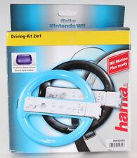 Hama 12055 Driving-KIT Spielekonsole, Lenkrad