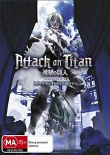 Attack on Titan - Collection 2 (Limited Edition) DVD - New & FREE POSTAGE