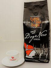 Caffe del DOGE Nero, 10 Kg Bohnen, Espresso, Kaffee, inkl. 2 Espressotassen