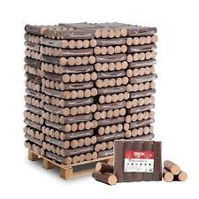 Holzbriketts Spark Hartholz Kaminbrikett Rund Buche 10kg x 96 960kg Palette