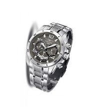 50 m (5 ATM) Runde Armbanduhren mit Chronograph für Herren