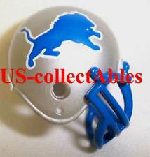 NFL DETROIT LIONS Football Helmet Keychain Rare Sports Souvenir Collectible Gift