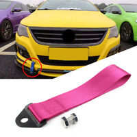 High Strength Nylon Universal Tow Strap Towing Rope for JDM Racing Car Stable