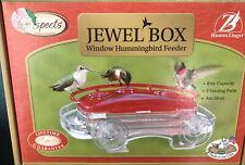 Hummingbird Feeder Jewel Box