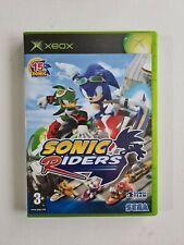 Sonic Riders - Microsoft Xbox - Sega Sonic Team - FREE UK DELIVERY