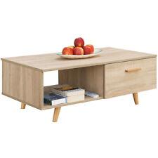 COMIFORT - Mesa De Centro Salón Comedor Moderna alta calidad madera haya diseño