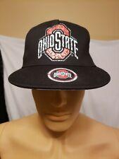 NWT Ohio State Buckeyes (OSU) Flat Brim Adjustable baseball Hat cap