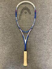 Head Flexpoint Metallix 140 Strung (Squash Racket Racquet Blue Flex Point )