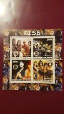 More details for kiss stamps ace frehley simmons stanley chriss hulk hogan