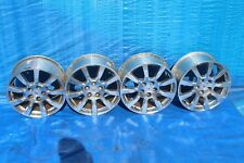 2008 CADILLAC CTS 3.6 SEDAN #1 WHEEL RIMS 18 INCH  4PC SET OEM