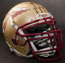 *CUSTOM* FLORIDA STATE SEMINOLESSchutt XP Authentic GAMEDAY Football Helmet