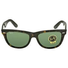 Ray Ban Wayfarer Dark Green G-15 Sunglasses RB2140 902 54-15