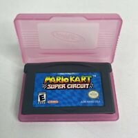 Mario Kart: Super Circuit Authentic GBA OEM Genuine Game Boy Advance, 2001