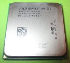 AMD ado5200iaa5do 2. 7 GHz Athlon 64 x2 5200 + socle AM2 PROCESSEUR