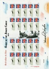 TS-247 Flight of the Spruce goose,Rare limited edtion of 60 Themed smilers sheet
