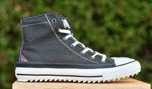 Ralph Lauren  Denim Supply Jammie  Size: 9.5 D  Grey Canvas  Sneakers High Polo
