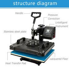 Multi-function Combination Heat Transfer Hot Stamping Machine T-shirt Machine