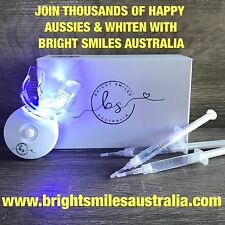 18% CARBAMIDE PEROXIDE Teeth Whitening Starter Kit Express Hi Smile Pearly