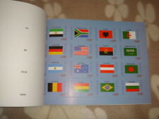 Mali 1999 Flags 100 stamps in a Booklet.....MNH**