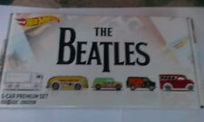 Hot Wheels Pop Culture Toys R Us Set of 5 Beatles Sealed in Mint Box *See Note*