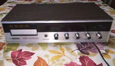 Ross Stereo Combination Multiplex Tuner 8 Track Tape System - Vintage