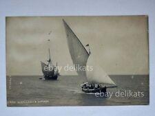 VIAREGGIO a diporto BARCHE A VELA Lucca cartolina barca boat pescatori fisherman
