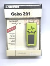 GARMIN Geko 201 Waterproof GPS WAAS Personal Navigator New in Box