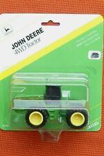 Ertis John Deere Die Cast Metal 4WD Tractor 1/64 in Original Packing