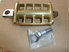 Brass Heavy Duty  Kick Start Pedal For Harley Davidsons And Customs,