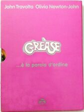 Dvd Grease - Edizione speciale digipack Pink box 1978 Usato