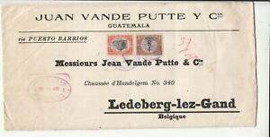 Guatemala / Begium / British Honduras / Hunting Advertising Cinderellas