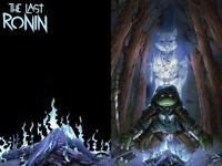 The Last Ronin #2 Cyn City Comics Exclusive Camillo Di Pietrantonio Metal Color